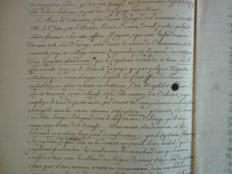 Les luso descendants 1774 staraco for Chambre de commerce de dakar formation